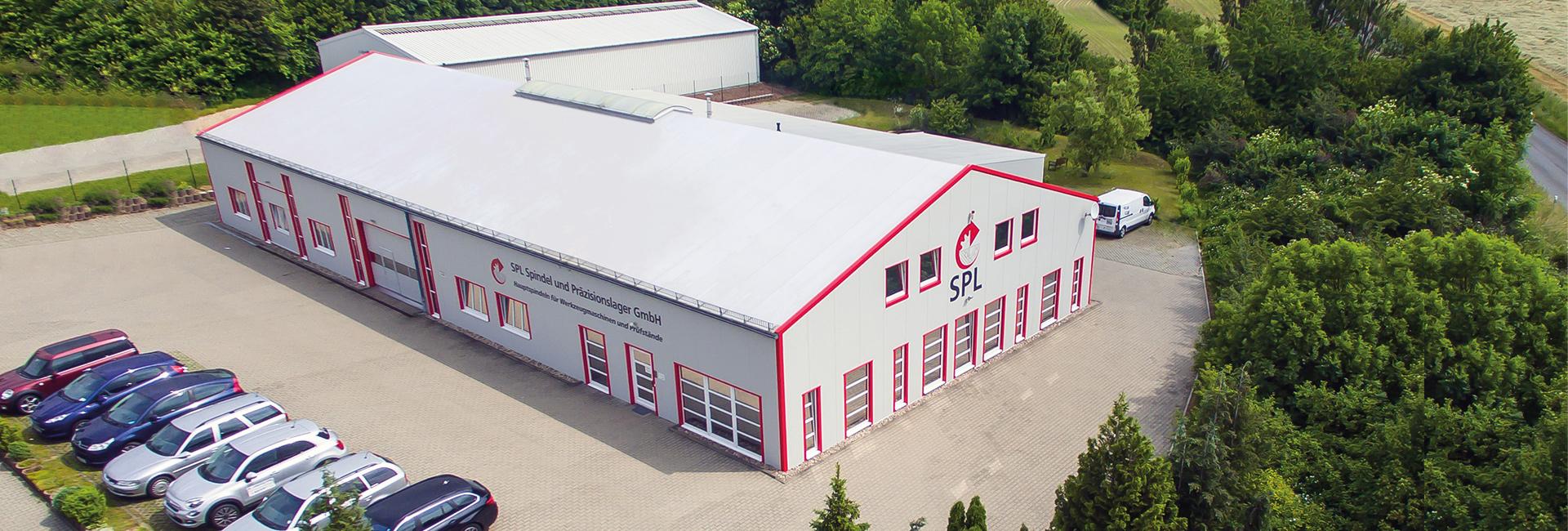 Unternehmensstandort | SPL Spindel und Präszisionslager GmbH