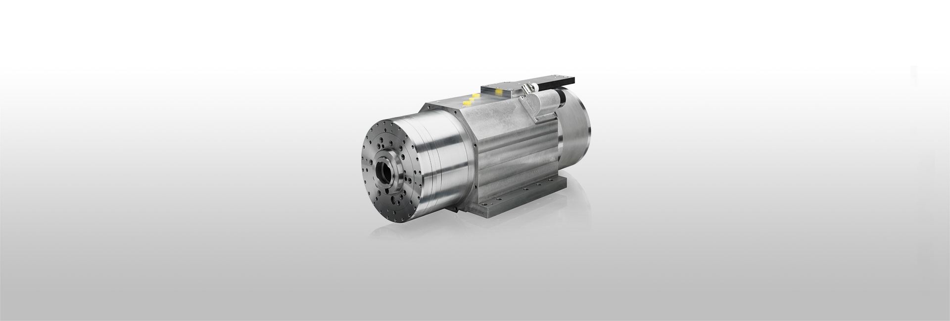 Dreh-Motorspindel SPL 2714.9 | SPL Spindel und Präszisionslager GmbH