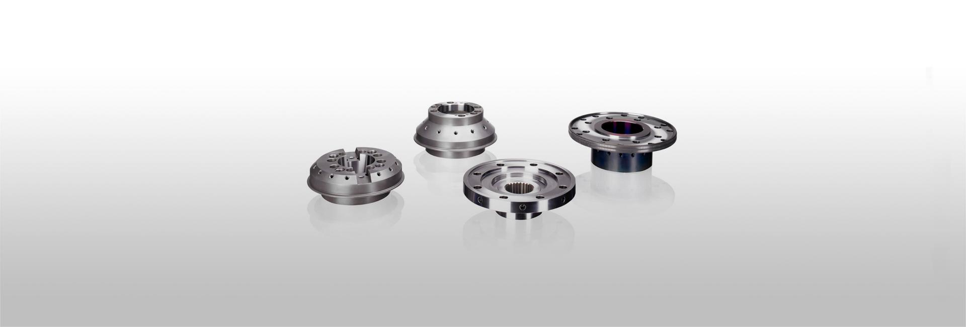 Fertigteile  | SPL Spindel und Präszisionslager GmbH
