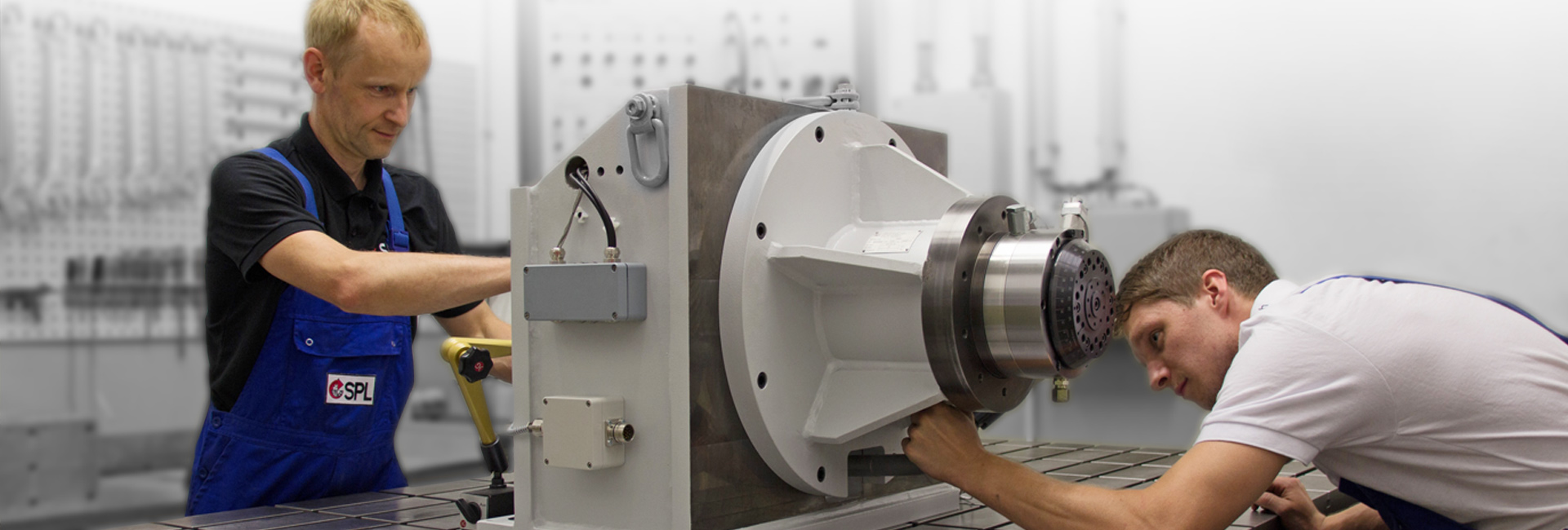 High-performance spindle technology for your success