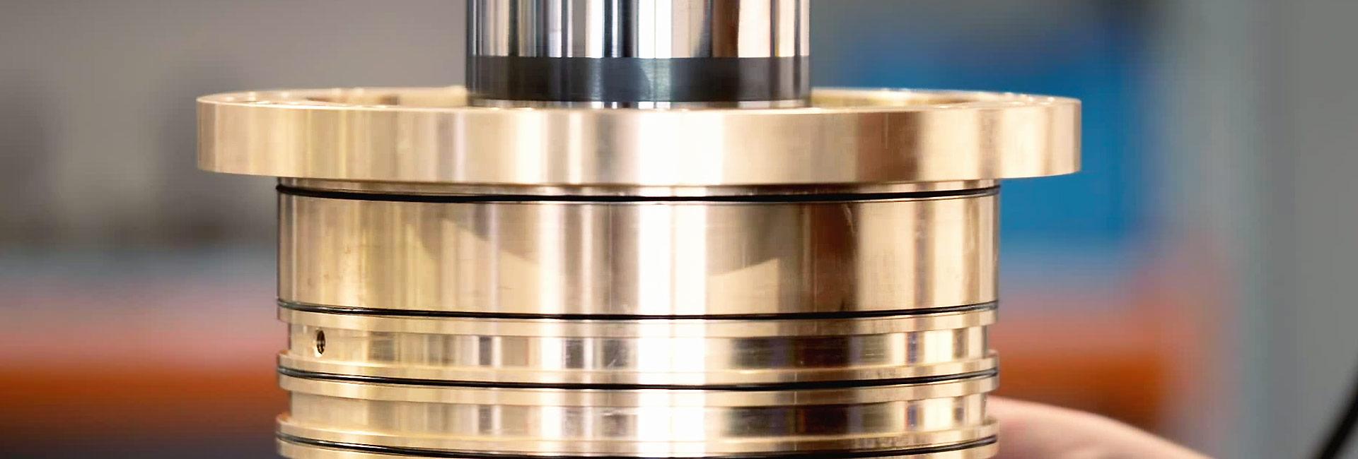 Präzision Spindelmontage | SPL Spindel und Präszisionslager GmbH