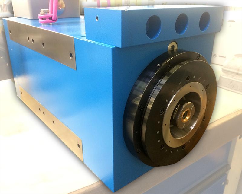 Schleif-Motorspindel SPL 2701.4 HSK-A125
